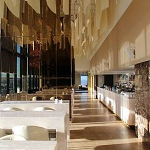 Cloud Bar, Hilton Hotel
