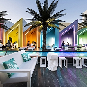 Matisse Beach Club